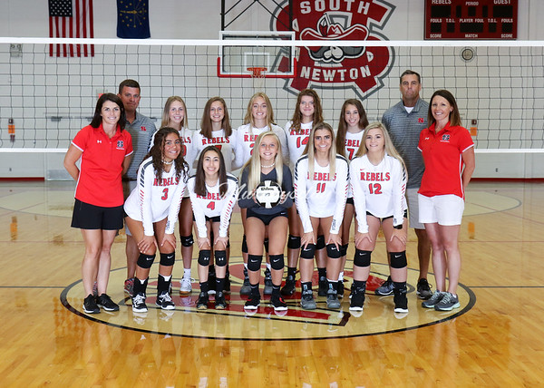 SNHS Volleyball 2019
