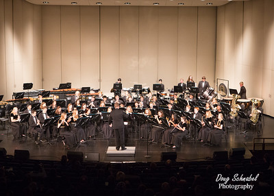 East Ridge HS Band (2016)