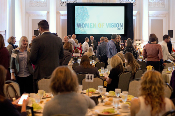 2017 Women of Vision Awards