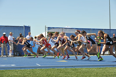 Women's 1500, Gallery 2 - 2015 NCAA D2 Outdoor