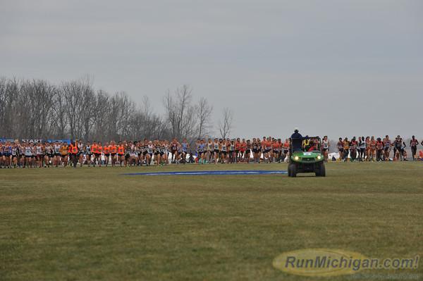 Men's Race - 2014 NCAA D1 XC Championships
