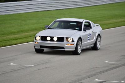 2021 SCCA TNiA  Sep 23 Pitt Nov Silver Mustang