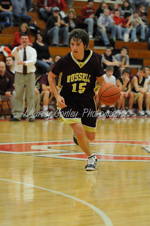 2008 Russell Boys Basketball vs. Boyd Co. JV/V