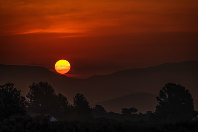 Spain - the moon and the sun/la luna y el sol