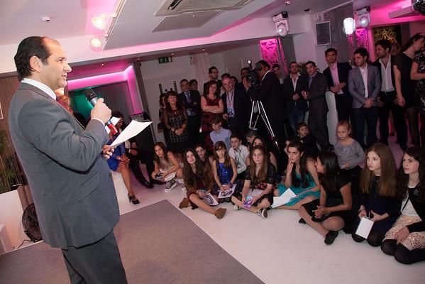 Speeches & Party