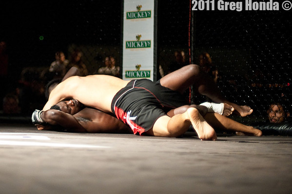 Neale Johnson vs Kaahu Alo