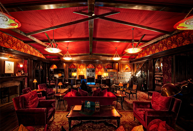 Hans Zimmer's Studio in Hollywood