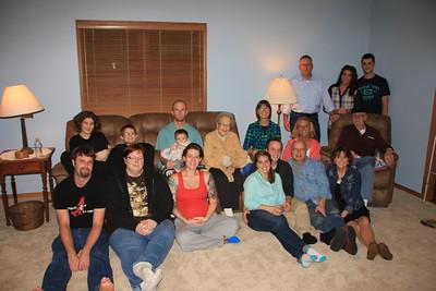 Klopfer Thanksgiving 20141130