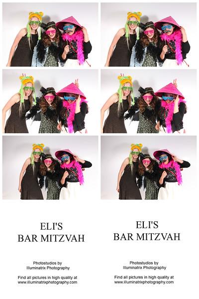 Eli's Photo Studio Booth- Triple Pictures