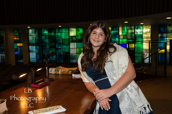 Sydney's Bat Mitzvah (Previews)
