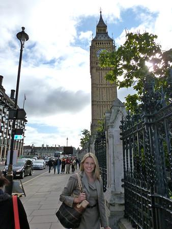 American Intern in Parliament