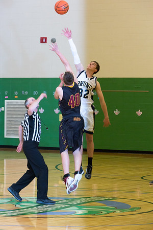 2012-12-07 CHS Basketball