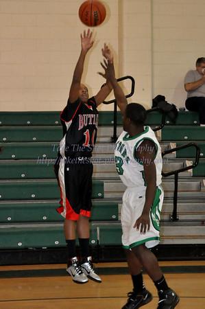 2010-12-10 BHS Men's JV Basketball @ Myers Park