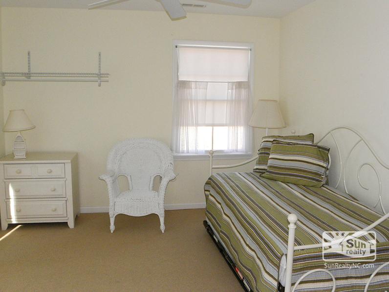 Top-Level Twin Bedroom