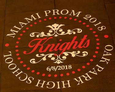 Oak Park HS 2018 prom