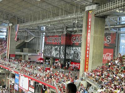 Arizona Cardinals vs. St. Louis Rams 09242006