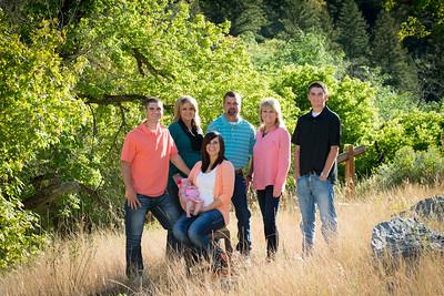 Angie Johnson family