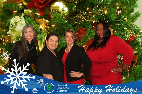 Federal Business Centers Holiday 2018