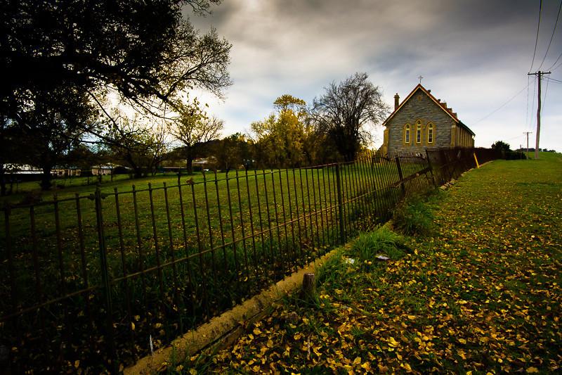 Church, Gunning NSW