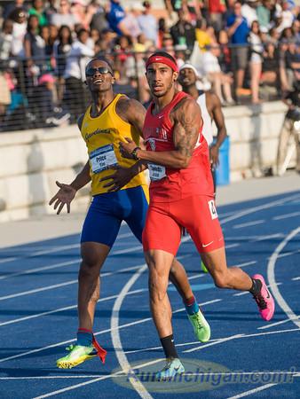NCAA 2014 - 200M Finals Men