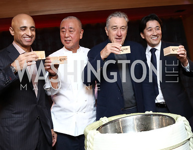 Nobu DC Sake Ceremony | Tony Powell