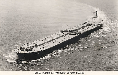 Cargo Containers Freighters & Tankers Postcards