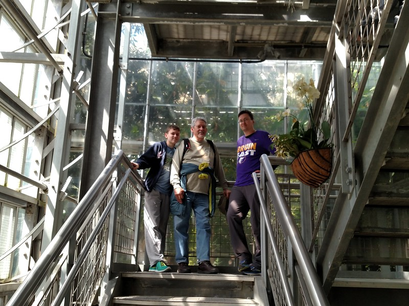 Ed, Edward, & Aaron at Botanical Gardens 4-2018.jpg