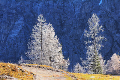Vršič Pass - Nov 12, 2011
