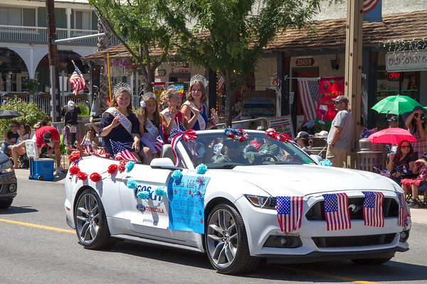 Temecula 4th of July Parade 2016