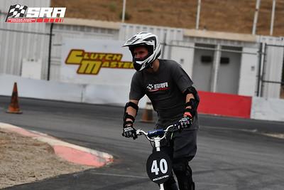 Go Ped Racer # 40