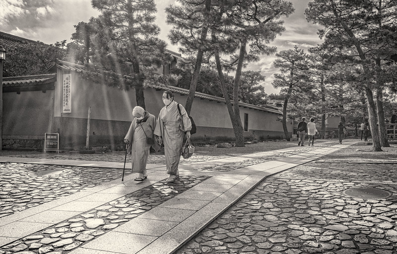 Daitokuji. Sunday Visit.