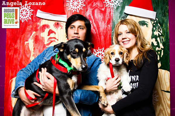 I wanna be your dog @ Beauty Bar 12-11-10