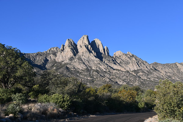 Aguirre Springs - Indian Hollow Trail