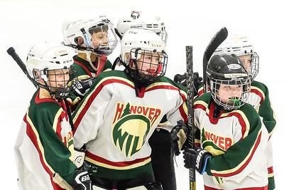 2017 Hanover Hockey Travel Mites Hooksett 11.19.17