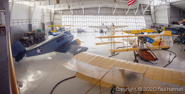 Collings Foundation Hangar - Hudson, MA