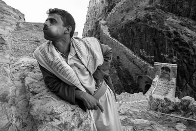 Yemen - the Mountains