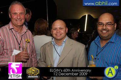 Elgin - 12th December 2009