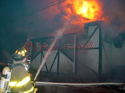 Rhode Island Fires