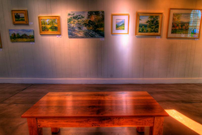 The Spotlight Gallery at The Arts Depot in Abingdon, VA on Friday, October 19, 2012. Copyright 2012 Jason Barnette