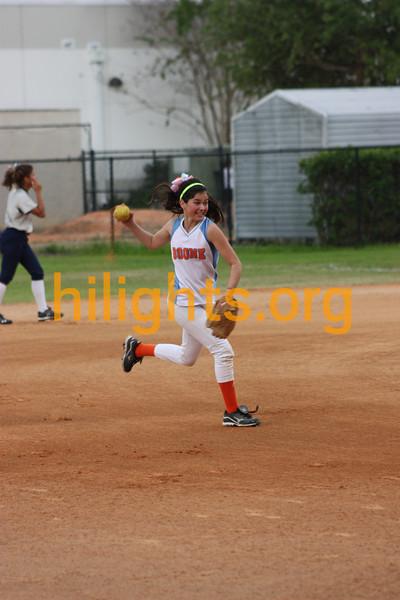Softball 3-19