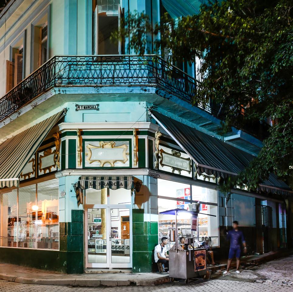 Havana Late Night Snack Stand