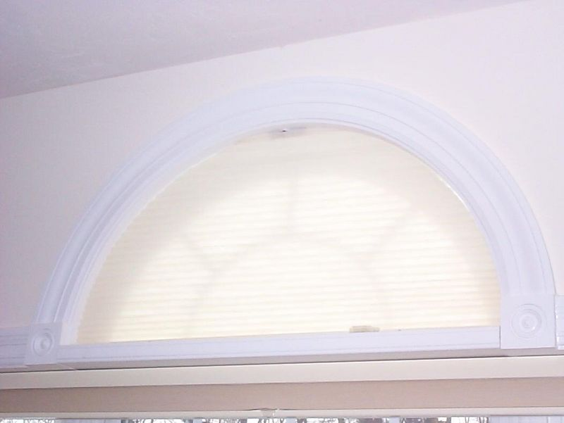 Duette Arch Shade