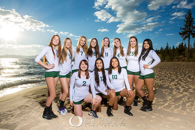 IHS Volleyball 2016