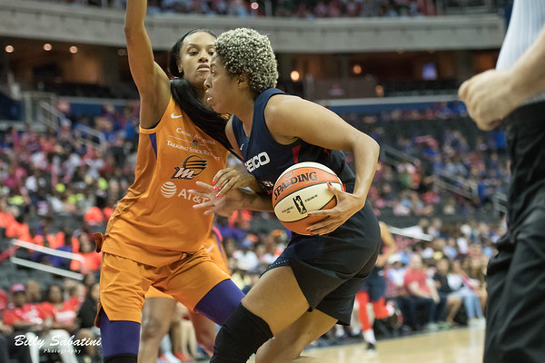 Mystics vs. Phoenix Mercury - July 10, 2019