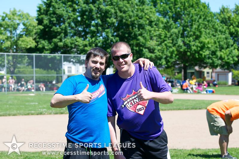 Recesstime Sports Leagues Portland Kickball Spring 2013 Dodgeball Bowling Ping Pong Mushball - 021