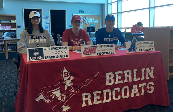 Berlin Signing Day 4-4-19