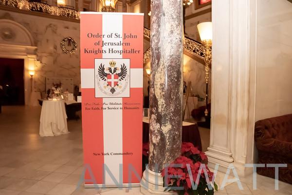 Nov 30, 2018 Order of St. John of Jerusalem Knights Hospitaller (OSJ) Holiday Gala