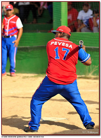 Softball 08-01-2009