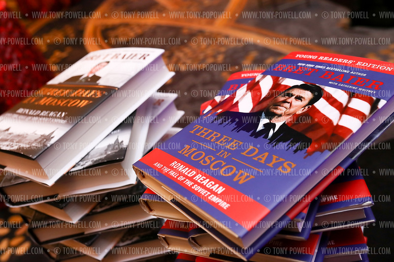 "Bret Baier ""Three Days in Moscow"" Book Party"