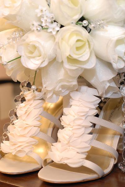 Leslye & Richard Wooten Wedding